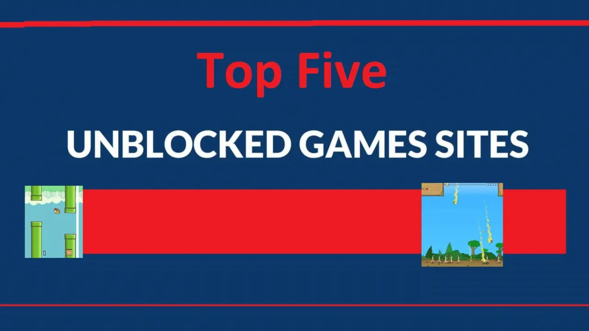 Top Five Best Unblocked Games Websites